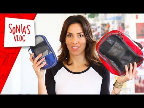 Travel Tips: Packing Cubes