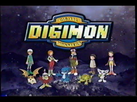 Digimon  Season 2 2000  VHS Capture