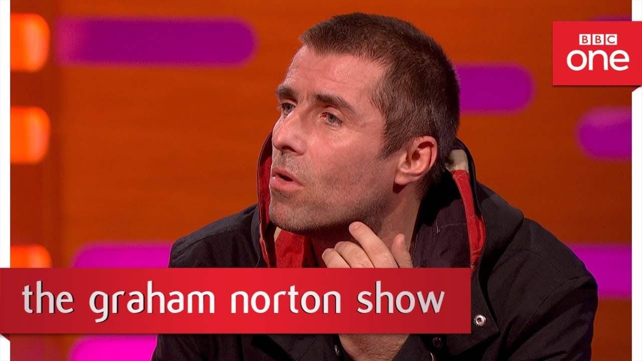 Liam Gallagher was asked if he did cocaine before going on