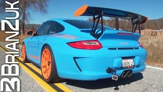 SharkWerks 4.1L Porsche 997.2 GT3 RS - In Action