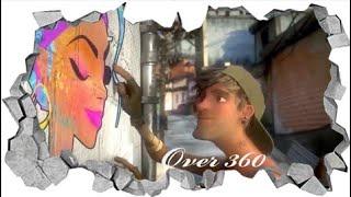 Over ³⁶⁰ : Graffiti love