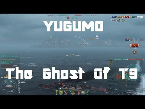 Yugumo - The Ghost Of T9