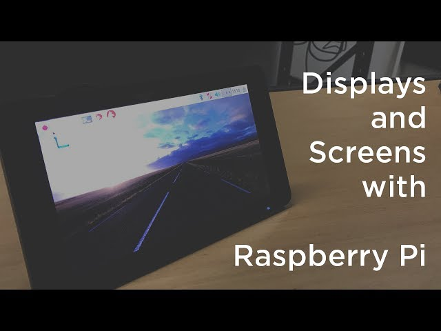 How to Use a LCD Screen/Display with Raspberry Pi - Tutorial