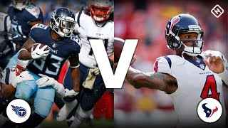 Tennessee Titans vs Houston Texans Recap. Titans get a gift from Texans & Clinch the 6th seed.