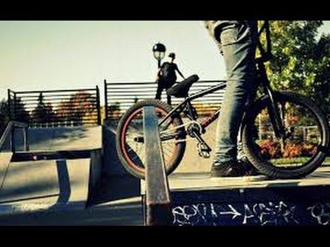 BMX Freestyle Film 2014/2015 (1080p)