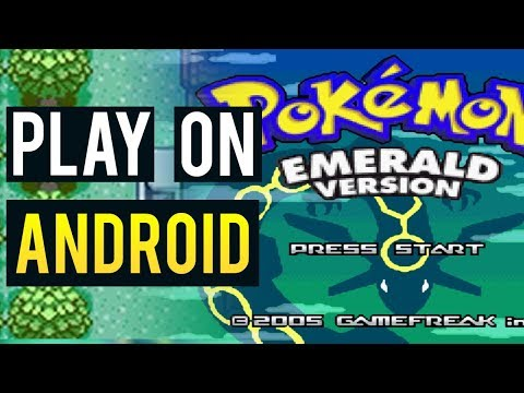 How To Play Pokemon Emerald On Android - Step By Step