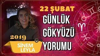 22 Şubat 2019 Cuma   Günlük Burç Yorumları   Billur.tv