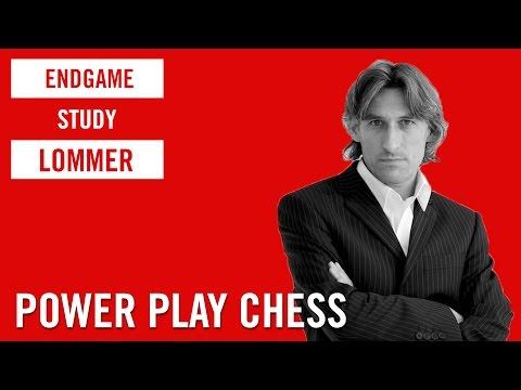 Endgame Study 3: Harold Lommer