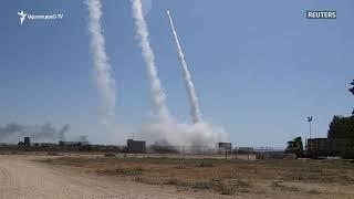 Իսրայելն այսօր շարունակել է հարվածները պաղեստինյան Գազայի հատվածին