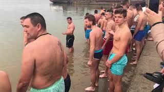 Bogojavljanje - Plivanje za časni krst