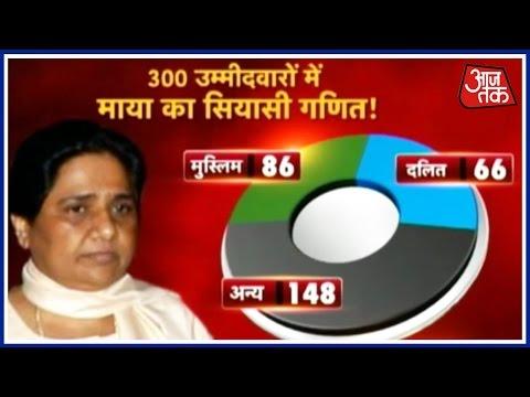 Uttar Pradesh Election: Mayawati Announces Third List Of 100 BSP Candidates