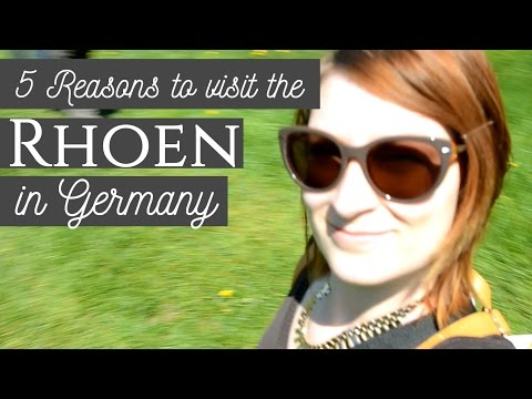5 Pretty Good Reasons to visit the Rhoen | Travel on the Brain