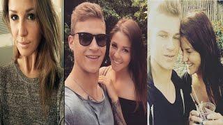 Joshua Kimmich's girlfriend Lina Meyer
