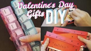 DIY ทำของขวัญวันวาเลนไทน์ให้แฟนง่ายๆ | Katekunya