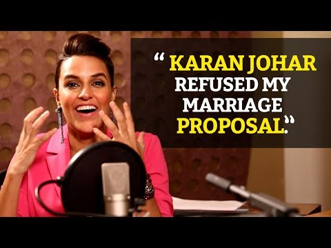 Neha Dhupia Talks On Failed Proposals On No Filter Chat With No Filter Neha Part 2   SpotboyE