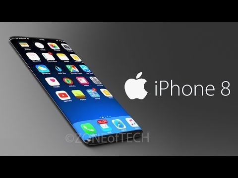 Thumbnail: iPhone 8 - 5 Amazing New Features!