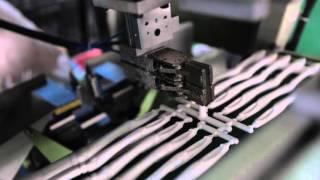 Plastic Injection Machine+Robot