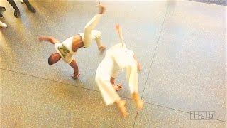 Energia Pura Capoeira: giosue's fridays