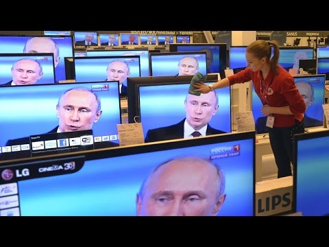 Conversation: The U.S. Media's Misleading Portrayal of Russia