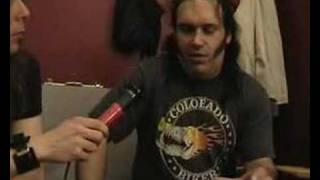 Interview with Blaze Bayley - Part.1