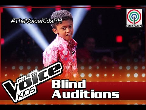 "The Voice Kids Philippines 2016 Blind Auditions: ""Macho Gwapito"" by Yohance"