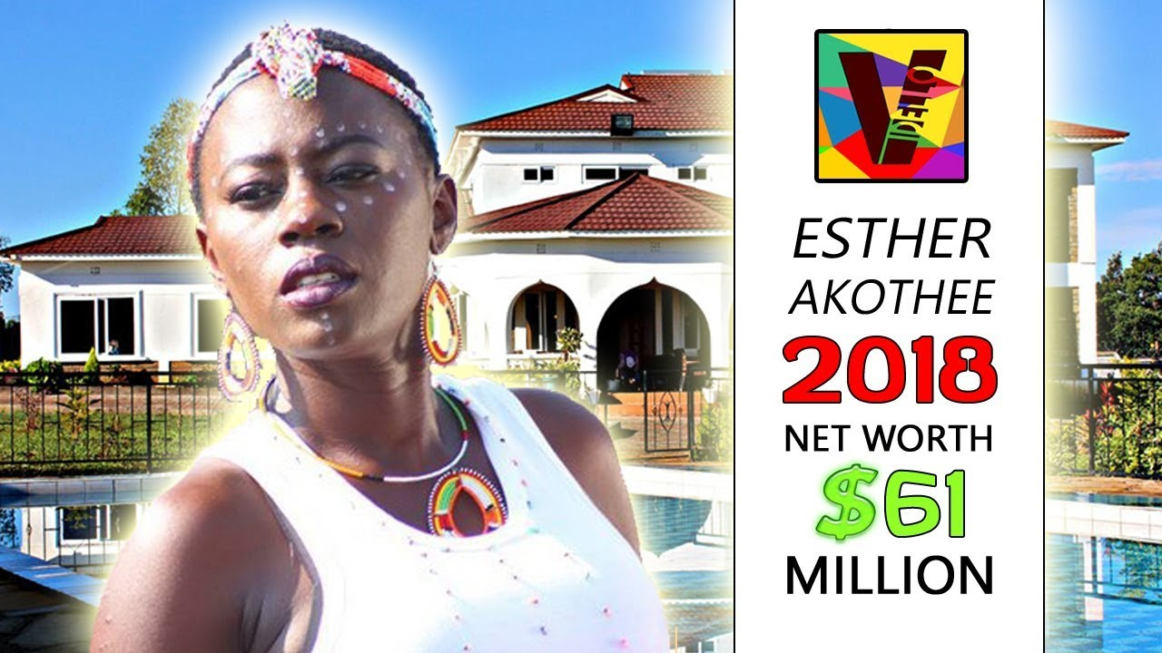 10 Expensive Things Owned by Kenyan Singer Akothee