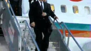 Jun 18, 2012 Mexico_Putin arrives in Mexico for G20 summit