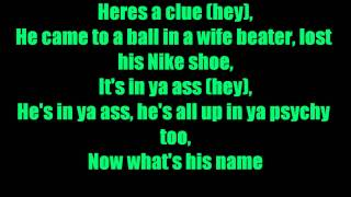 Eminem - Cinderella Man [LYRICS] [HD]