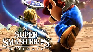 Super Smash Bros. Ultimate - More Fighters Trailer thumbnail