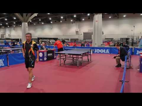 2017 US Nationals Hardbat Singles Finals