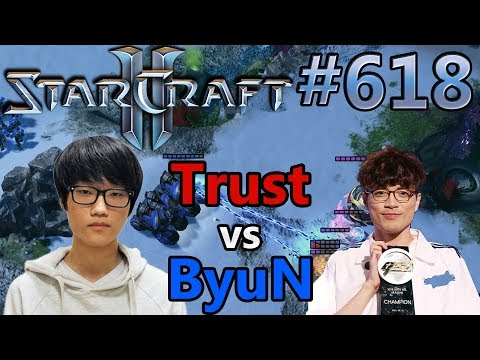 Trust (P) vs ByuN (T) | IEM Shanghai | Starcraft 2: Replay-Cast #618 [Deutsch]