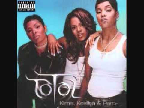Total-Trippin (Album Version) Kima, Keshia & Pam (1998)
