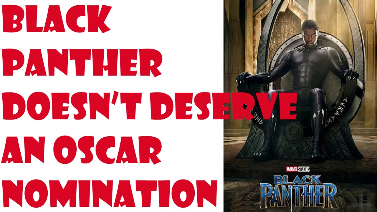 No One In Hollywood Thinks Black Panther Is A Good Movie Bret