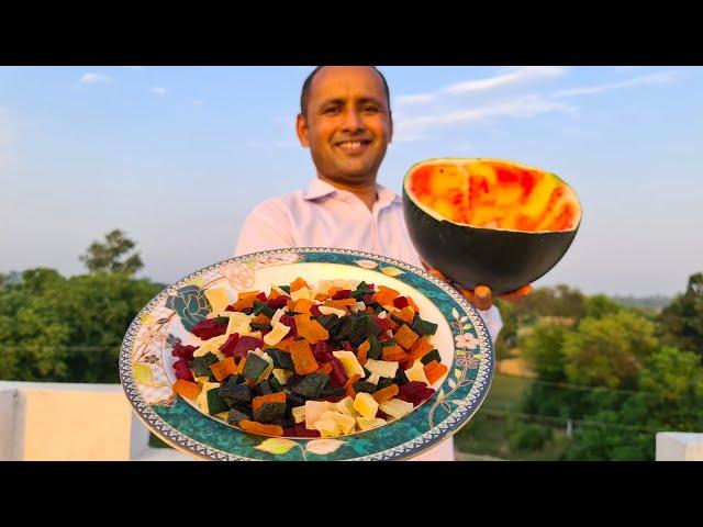 Homemade Tutti Frutti | تربوز کے چھلکے کی ٹوٹی فروٹی | Candied Fruit | Mubashir Saddique