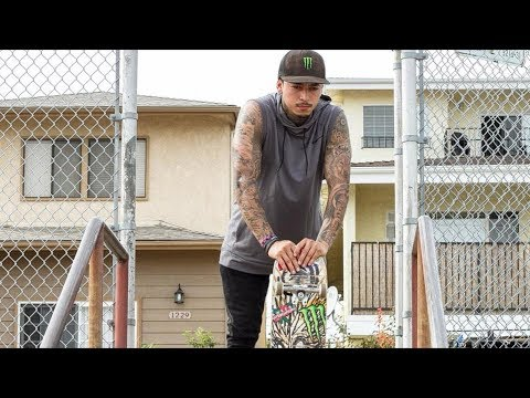 Nyjah Huston 2018  '' Exclusive"