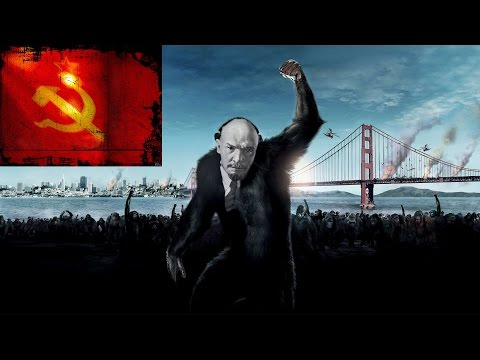 Планета обезьян: Революция (2014) смотреть онлайн или