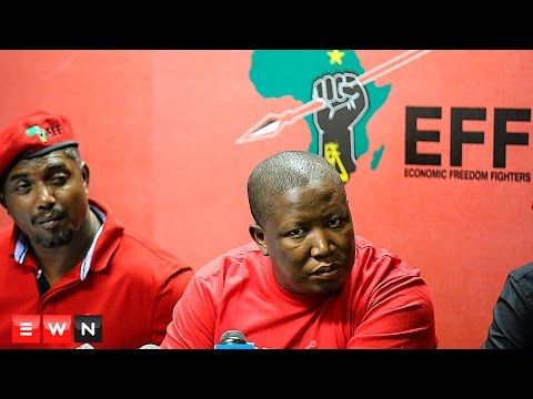 EFF rejects Zuma's plan to pay back the money