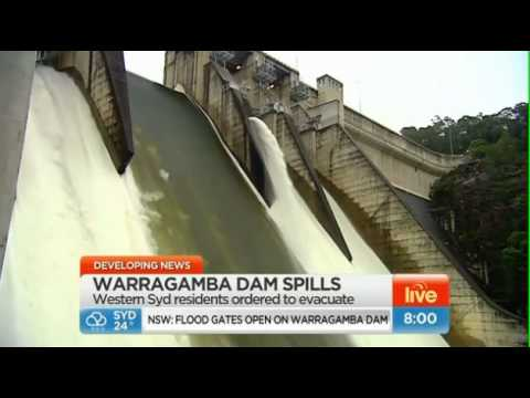 Warragamba Dam: NSW Government accused of attacking world heritage, moratorium demanded