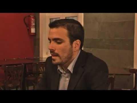 Alberto Garzón, El Diputado