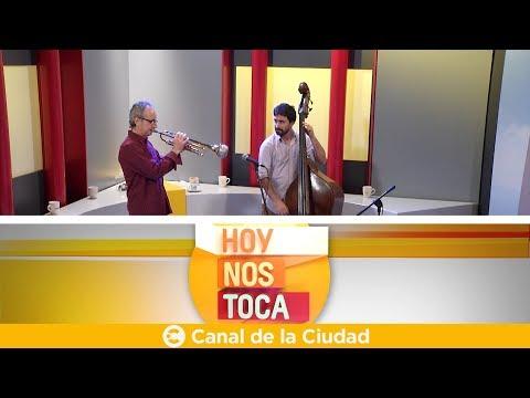 """<h3 class=""""list-group-item-title"""">Juan Cruz de Urquiza nos deleita con su música en Hoy nos toca</h3>"""