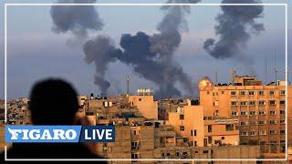 🔴 Attaques à Gaza, affrontements à Jérusalem... Que se passe-t-il entre Israël et Palestine?