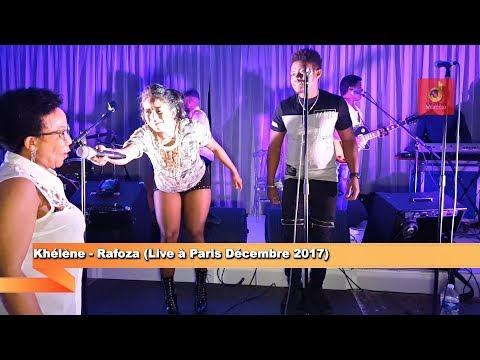 Khélène - Rafoza Live Paris Déc 2017