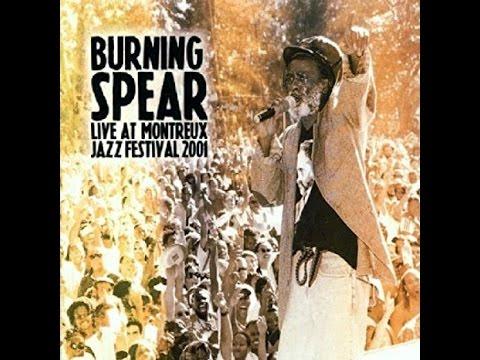 Burning Spear_Live At Montreux Jazz Festival 2001 (Album) 2002