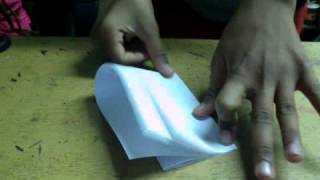 how to make a paper bomb that makes sound
