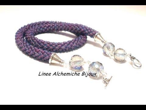 Tutorial bead crochet - Video introduzione alla tecnica