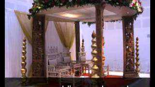 Wedding Mandap - Indian wedding mandap manufacturers