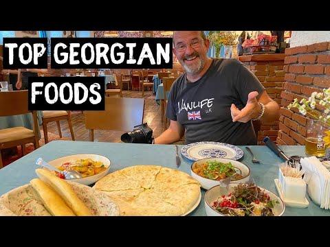 ULTIMATE GEORGIAN FOOD TOUR in Tbilisi Georgia 🇬🇪