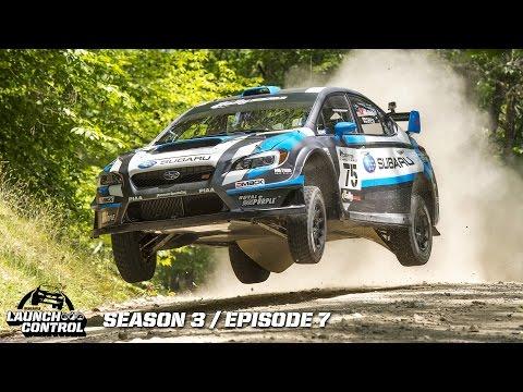 Travis Pastrana & David Higgins Rally America  - Launch Control Eps 7 Season 3