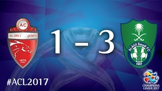 Video Gol Pertandingan  Al Ahli Dubai vs Al Ahli