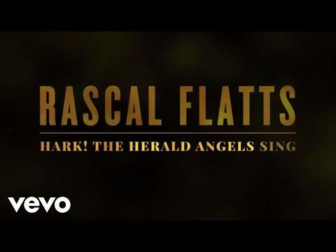 Rascal Flatts - Hark! The Herald Angels Sing (Lyric Version)